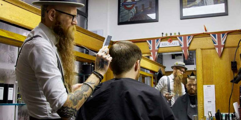 Barbers in NYC